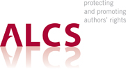 Authors Licensing and Collecting Society logo