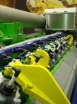 Biogas engine at Italian trade show