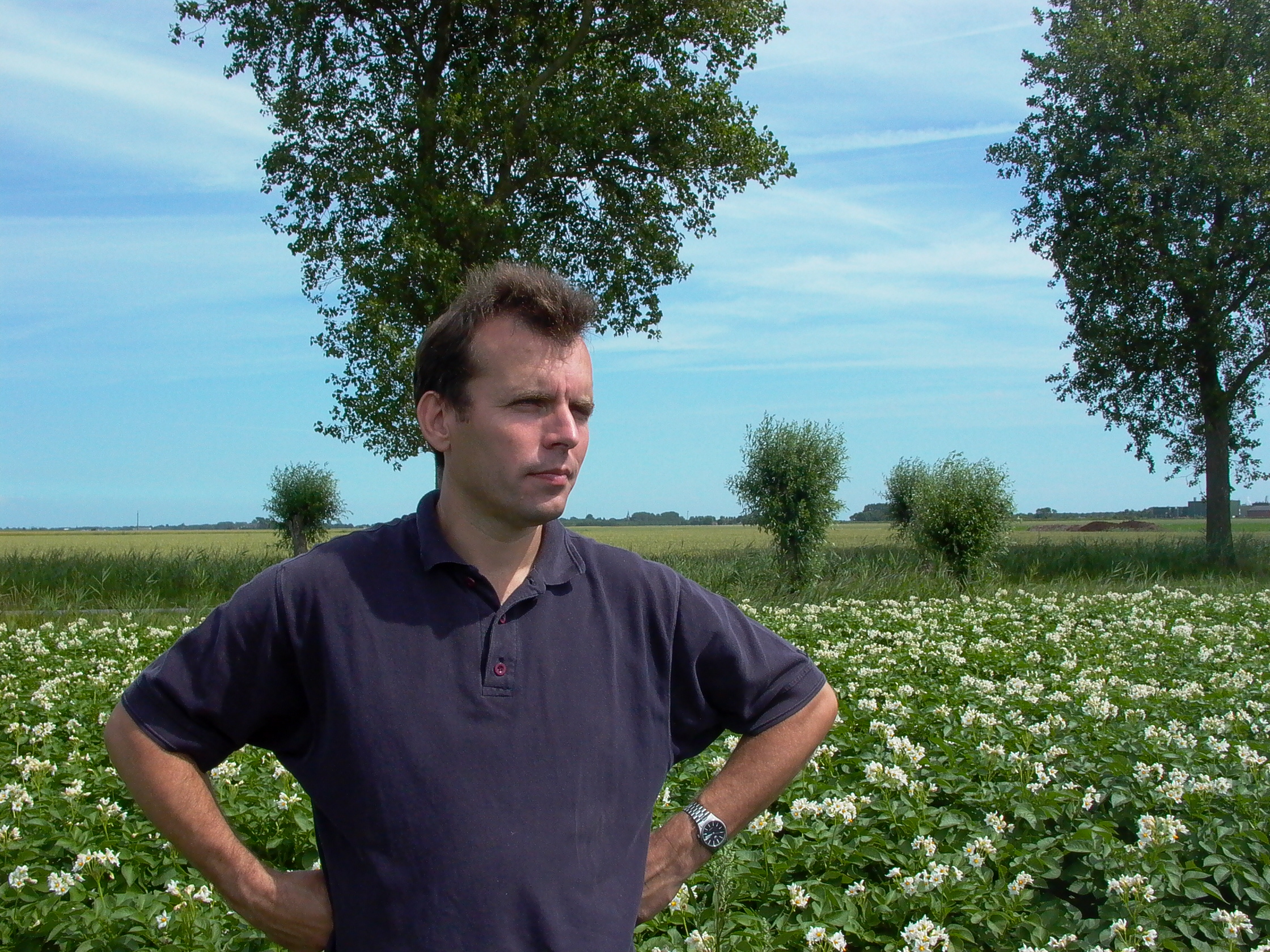 Dutch agronomist